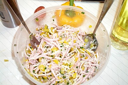 Schweizer Wurstsalat 40