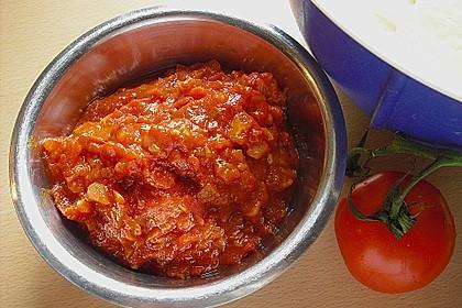 Tomatensosse für Pizza 8