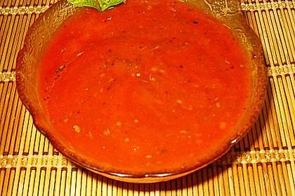 Tomatensosse für Pizza 11