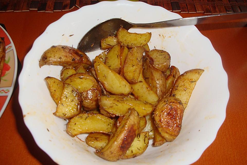Kartoffeln aus dem ofen 1