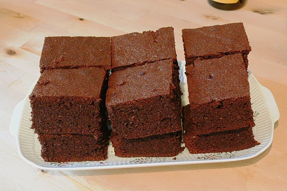 brownies rezept mit bild von gel schter benutzer. Black Bedroom Furniture Sets. Home Design Ideas