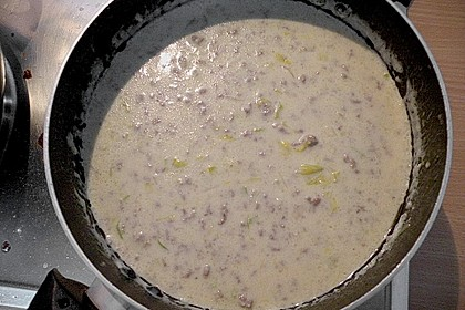 Käse-Porree-Suppe 3