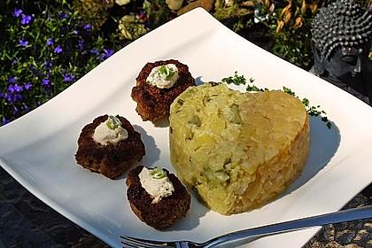 Schwäbischer Kartoffelsalat 7