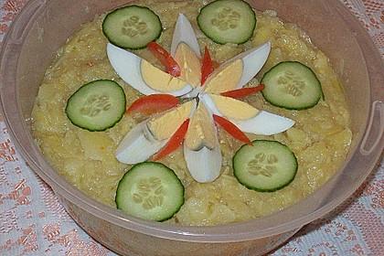 Schwäbischer Kartoffelsalat 15