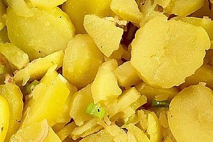 Schwäbischer Kartoffelsalat 6