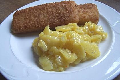 Schwäbischer Kartoffelsalat 10