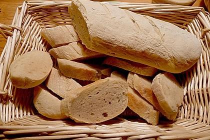 Bruschetta - Brot 25