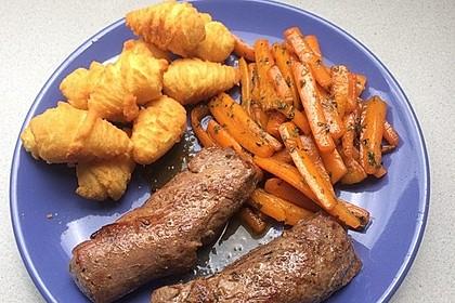 Karamellisierte Karotten 16
