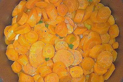 Karamellisierte Karotten 17