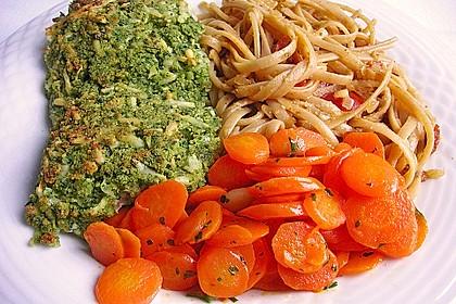 Karamellisierte Karotten 11