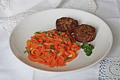Karamellisierte Karotten 8
