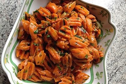Karamellisierte Karotten 0