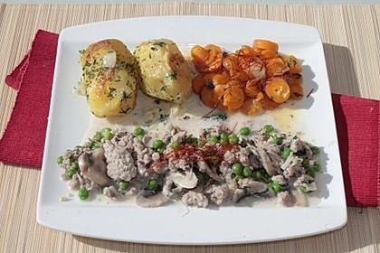 Karamellisierte Karotten 28