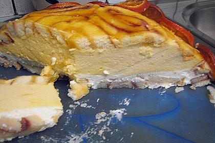Gâteau royal aux Oranges 1