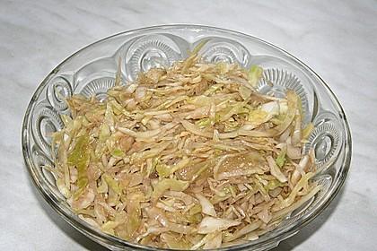 Bayerischer Krautsalat 6