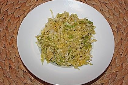 Bayerischer Krautsalat 3