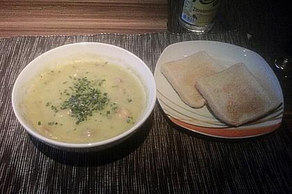 Kartoffel - Lauchcremesuppe 17