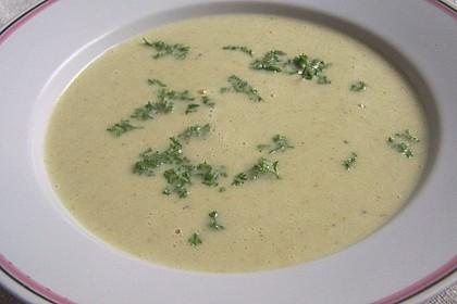 Staudensellerie Creme - Suppe 15