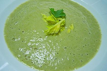 Staudensellerie Creme - Suppe 5
