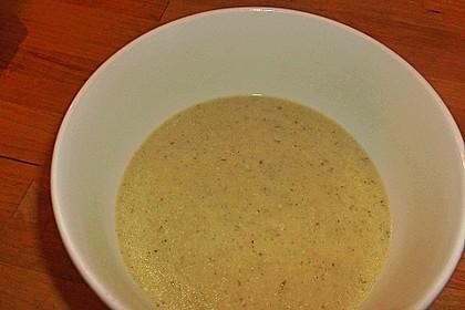 Staudensellerie Creme - Suppe 9