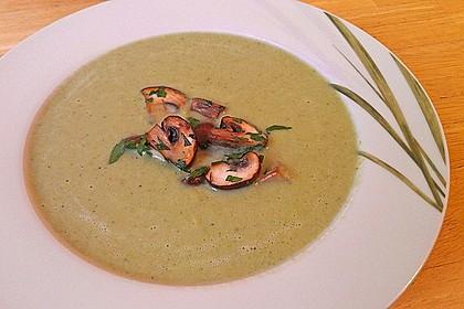 Staudensellerie Creme - Suppe 2