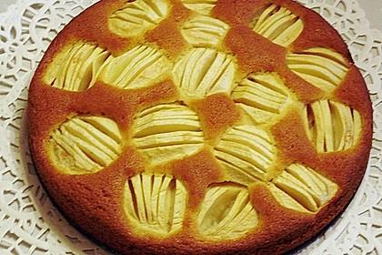 Apfelkuchen (Bild)