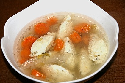 Grießklößchensuppe 13