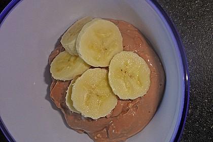 Bananen - Nutella - Quark 23