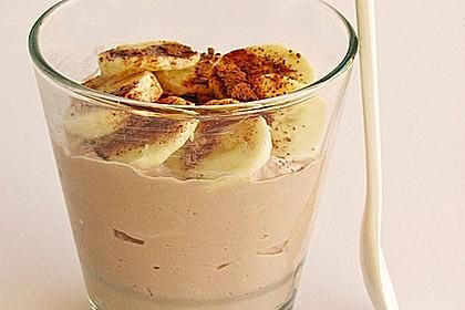 Bananen - Nutella - Quark 4