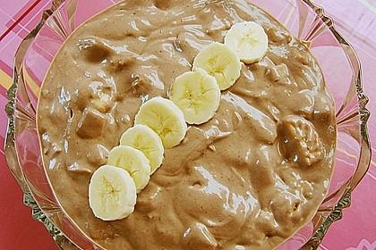 Bananen - Nutella - Quark 17