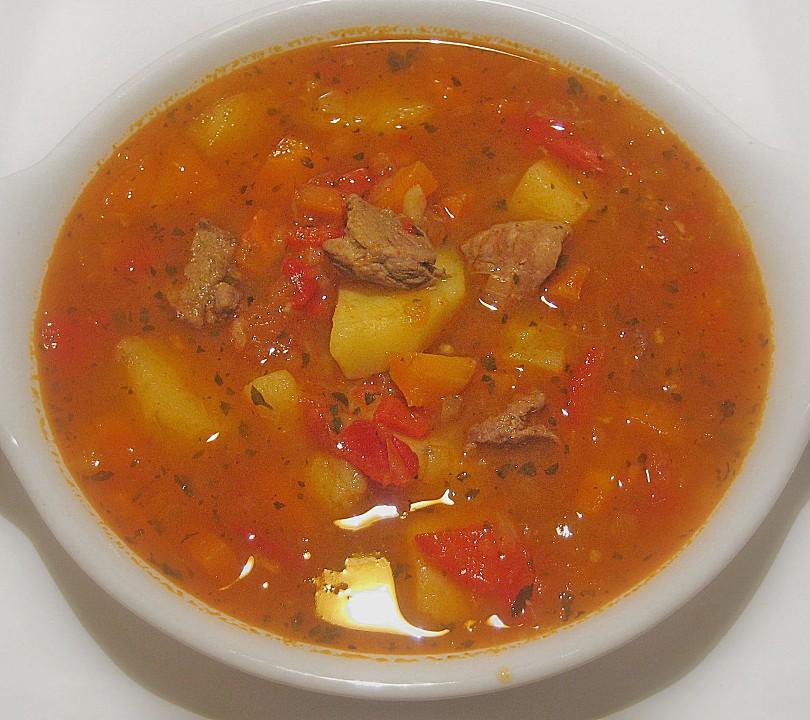 Ungarische gulaschsuppe von sarah3011 for Ungarische gulaschsuppe
