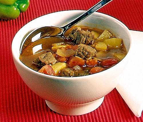 Ungarische gulaschsuppe rezept mit bild von sarah3011 for Ungarische gulaschsuppe