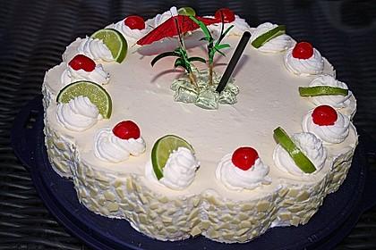 Caipirinha - Torte 1