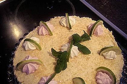 Caipirinha - Torte