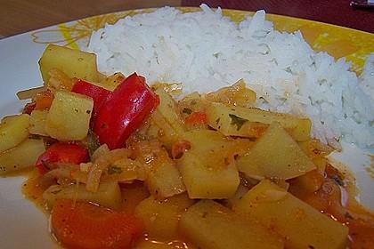 Kartoffelgulasch vegetarisch 11