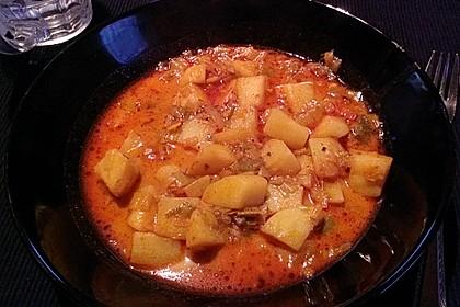 Kartoffelgulasch vegetarisch 15