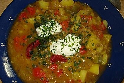 Kartoffelgulasch vegetarisch 9