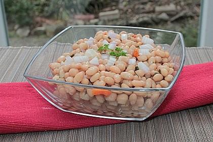 Piyaz; weißer türkischer Bohnensalat 27