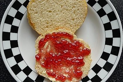 Süße Quarkbrötchen 14