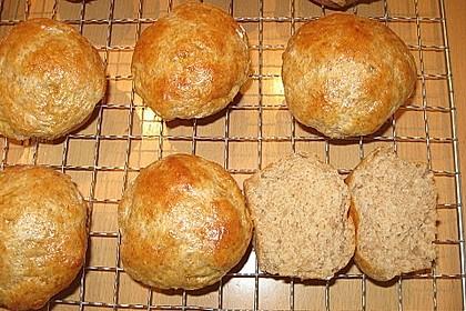 Süße Quarkbrötchen 15
