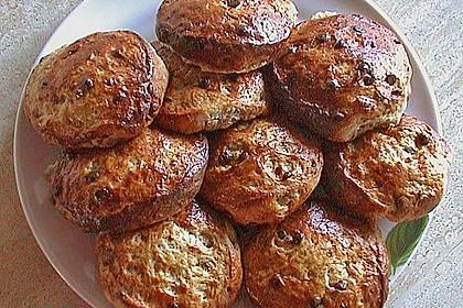Süße Quarkbrötchen 26
