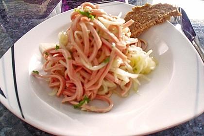 Bayerischer Wurstsalat 30