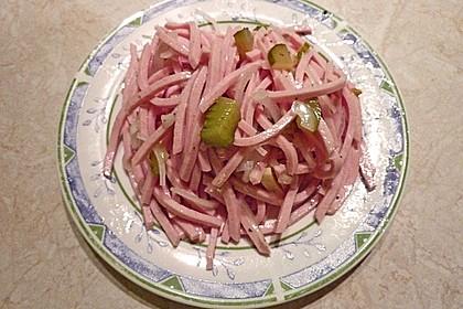Bayerischer Wurstsalat 23