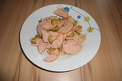 Bayerischer Wurstsalat 25