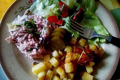 Bayerischer Wurstsalat 14