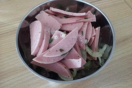 Bayerischer Wurstsalat 35