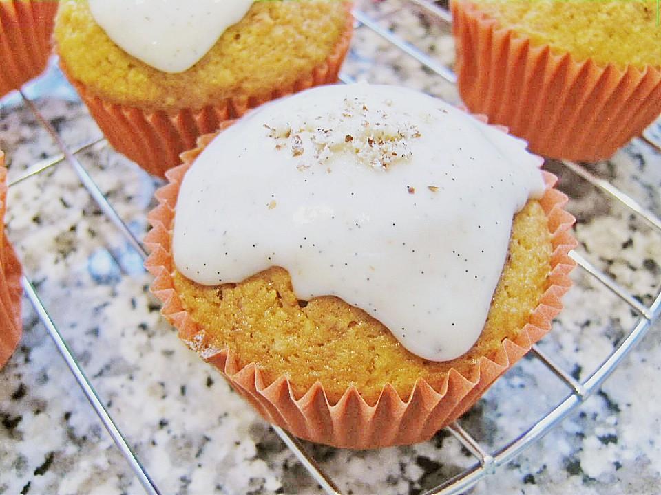 Kürbis - Muffins von mortadelo | Chefkoch.de