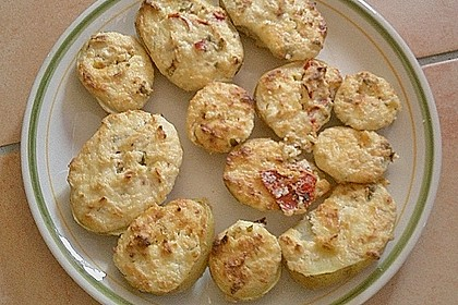 Backofenkartoffeln mit Käsefüllung 0