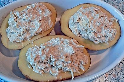 Backofenkartoffeln mit Käsefüllung 1