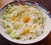 Chinakohlsalat (Bild)